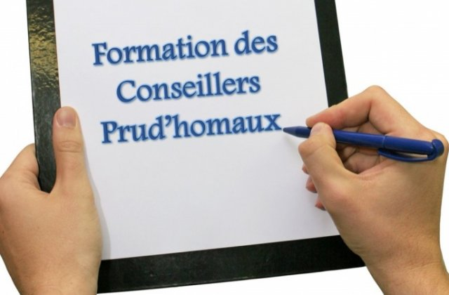 Illustration : Formation des Conseillers Prud'homaux